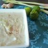 Poisson thaï au lait de coco
