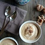 Mousses à la crème de marrons