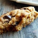Cookies à la pâte de spéculoos et au chocolat