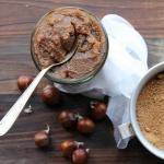 Crème de marron maison au rapadura