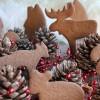 Forêt magique d'animaux en speculoos {Pour préparer Noël #5}