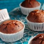Fondant au chocolat-praliné à la purée d'amande