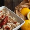 Tartinade de thon, feta et tomate séchée