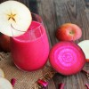 Smoothie pomme betterave,