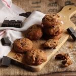 Cookies noix de pécan et chocolat