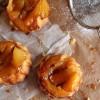 Gâteau renversé à l'ananas en version mini {sans lait}