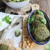 Falafels aux herbes