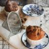 Muffins aux pépites de chocolat {sans lait}