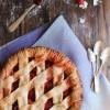Pie aux fraises {vegan}
