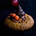 Cookies chapeau de sorcière {Halloween}
