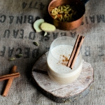 Cocktail aux épices de Noël et calvados