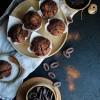 Muffins tout chocolat {vegan - sans gluten}