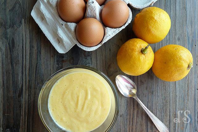 Lemon curd au citron beldi