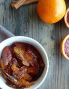 Tatin de navets nouveaux au miel, balsamique et piment d'Espelette
