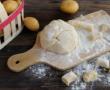 Cheesecake au yaourt au lait de chèvre et citron