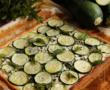 Galettes de légumes, boulgour, fèves et chèvre frais
