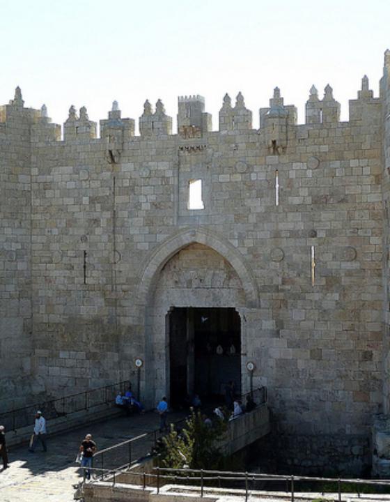 Israël, escale à Jérusalem et en mer Morte