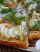 Mutabbaq – feuilleté sucré au fromage