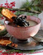 Mendiants au chocolat blanc, cranberry, pistache & Co {Battle Food #14}