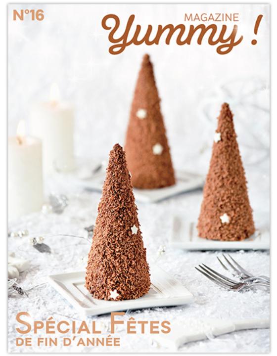 Yummy Magazine spécial fêtes de fin d'année