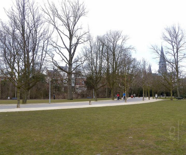 Tour d'Amsterdam à bicyclette {quartiers excentrés}