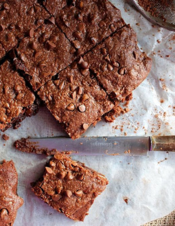 Brownie au chocolat décadent