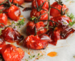 Brioche complète à l'huile d'olive à la pâte d'abricot {vegan}