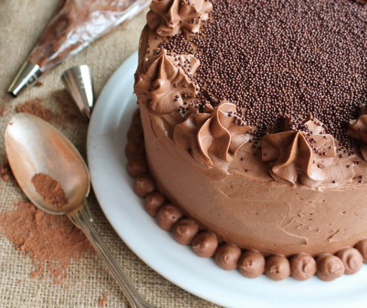Layer cake Nutella