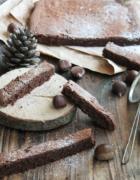 Gingerbread man cookies {vegan}