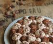 Chia pudding au lait de coco et gelée de pamplemousse {vegan}