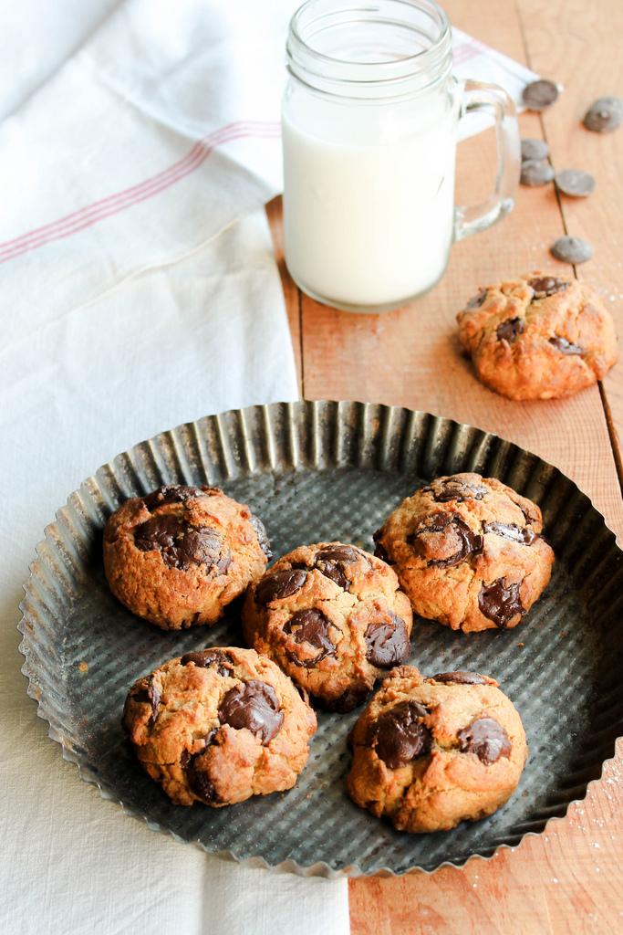 cookies au beurre de cacahu tes vegan aime mange. Black Bedroom Furniture Sets. Home Design Ideas