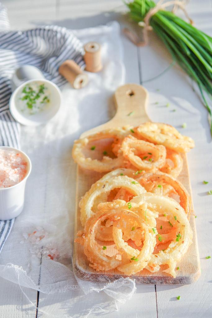 onion rings sans gluten sans lait aime mange. Black Bedroom Furniture Sets. Home Design Ideas