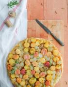 Smoothie abricot, pastèque et basilic «le surprenant»