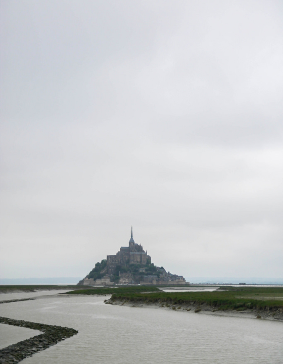 Escapade au Mont-Saint-Michel