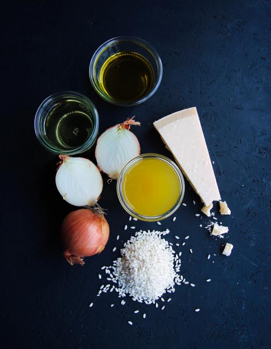 Techniques pour réussir un risotto