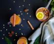 Crostini de polenta, courge et ricotta citronnée {sans gluten}