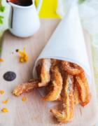Gâteau de semoule au citron {sans lait}