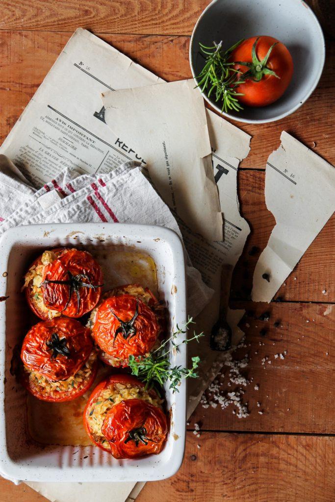 Tomates farcies recette