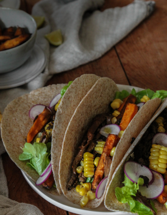 Tortillas de légumes {vegan}