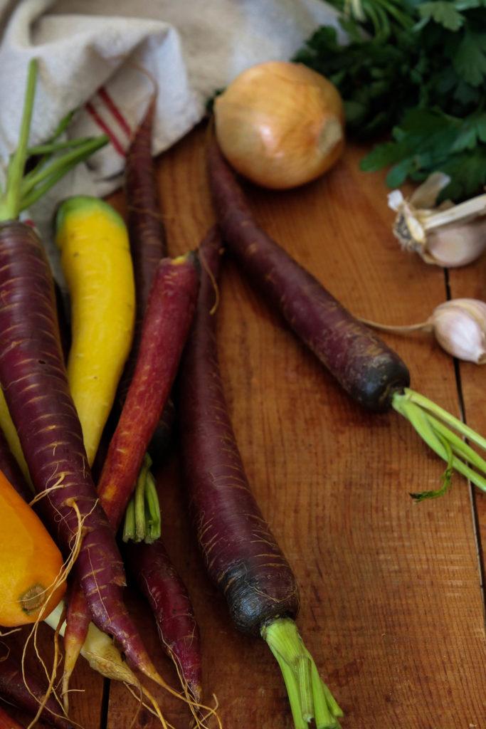 recette de cocotte de carottes
