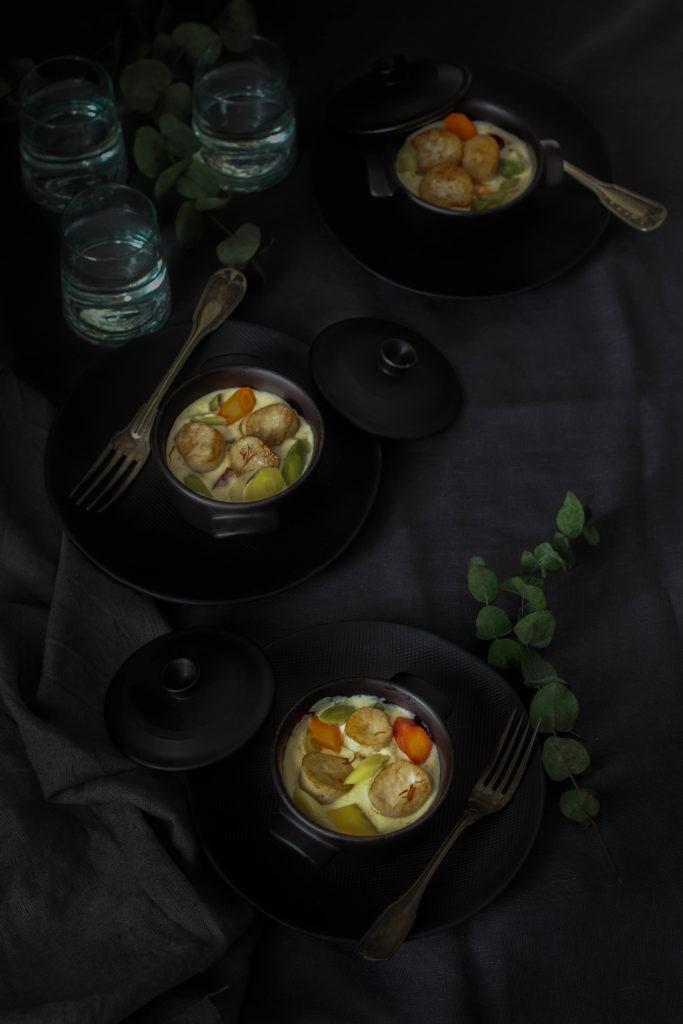 recette de Cassolette de la mer