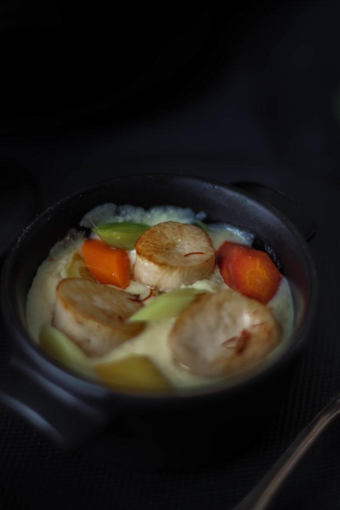Cassolette de la mer recette