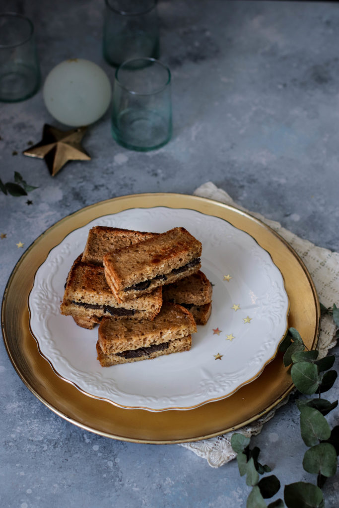 Sandwich à la truffe