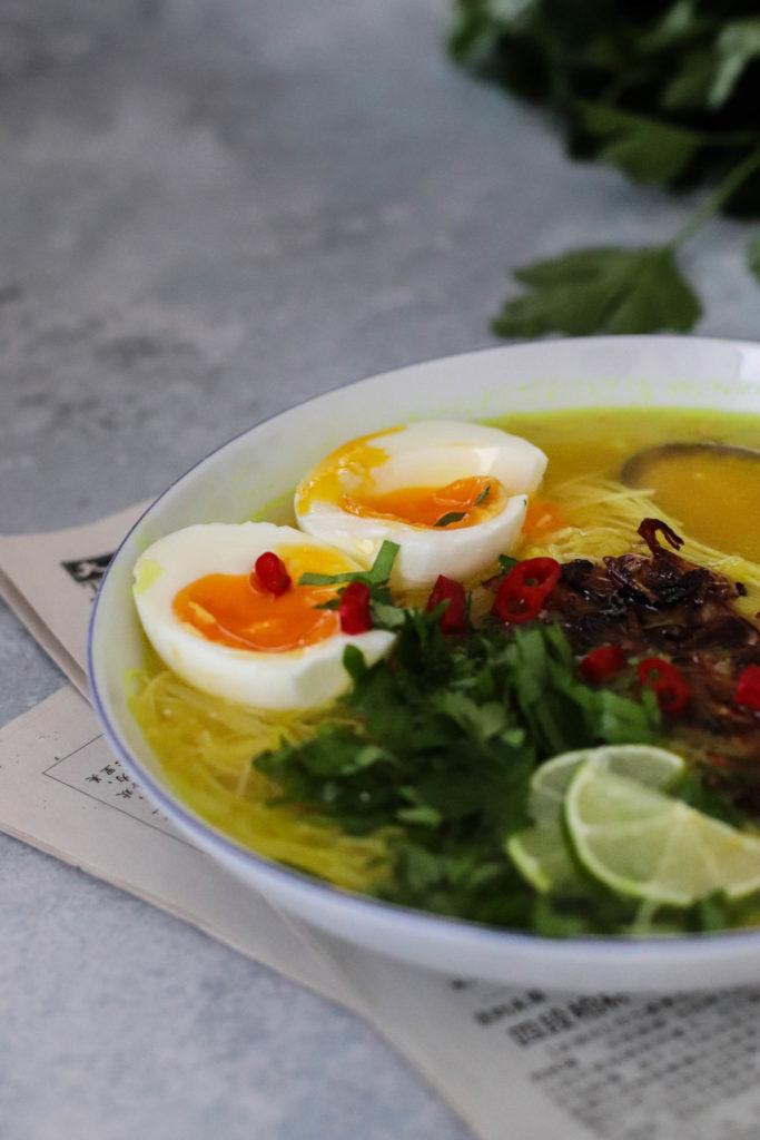 recette de Soupe indonésienne