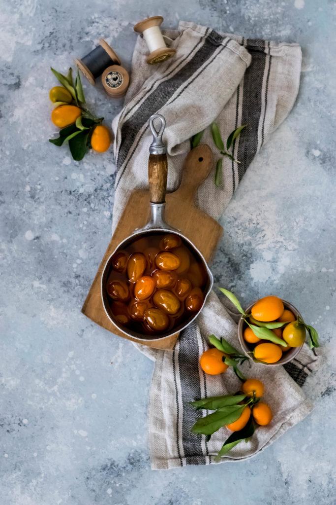 Kumquats confits recette