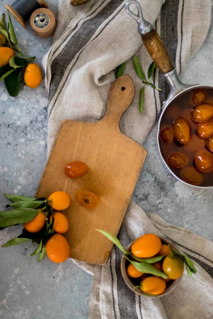 Kumquats au sirop recette