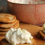 Blinis à la farine de sarrasin