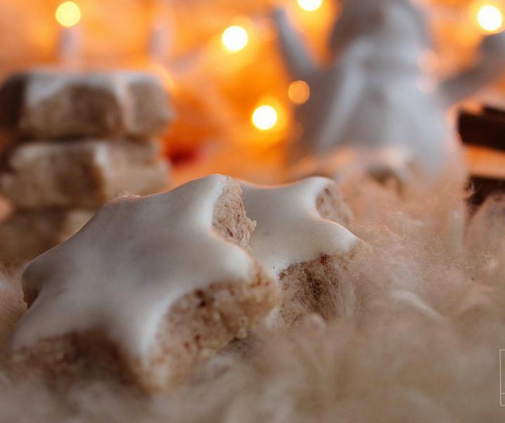 Zimtsterne étoiles à la cannelle {Pour préparer Noël #3}