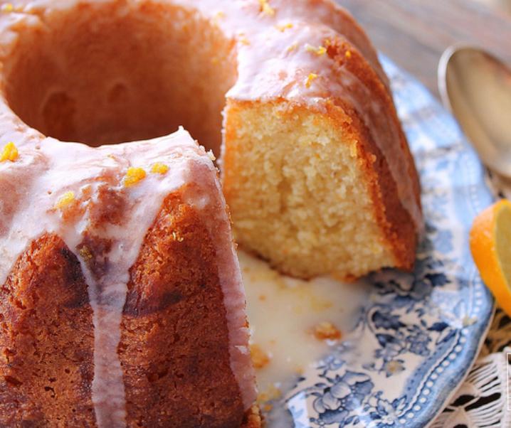 Bundt cake au thé noir et à la bergamote façon earl grey {Battle Food #6}