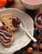 Scones rustiques à la farine de seigle, cottage cheese et cranberries